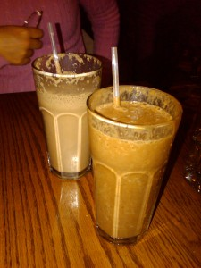 Cafe Gratitude-LA-Chocolate Smoothies