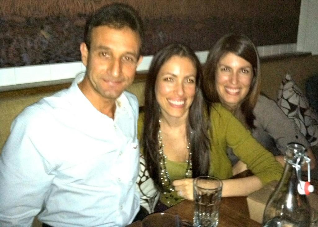 Silvie and Maryl @ Cafe Gratitude