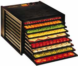 Excalibur Dehydrator Raw-Living Foods