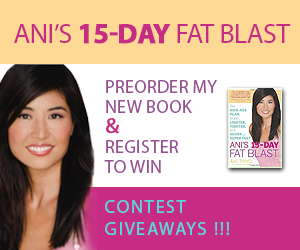 "Ani Phyo-Ani""s 15-Day Fat Blast-The Kick Ass Plan to Get Lighter Tighter and Sexier Super Fast"