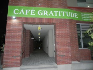 When Is Cafe Gratitude Opening In Venice